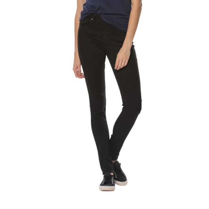 Levi's 721 high rise skinny soft black 18882-0024 size-26