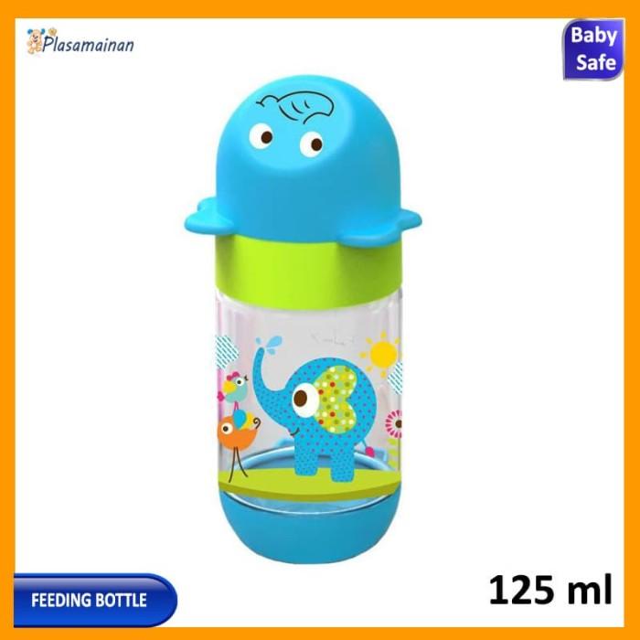 Baby Safe AP001 Botol Susu Bayi [125 mL] - PURPLE