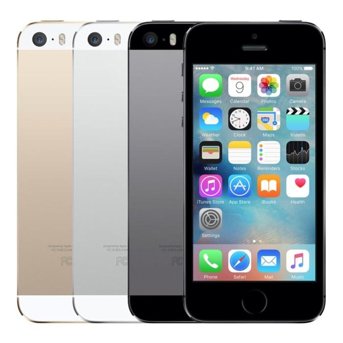 Jual Iphone 5s Baru Original No Kw Hdc Garansi Platinum 1 Tahun Hp