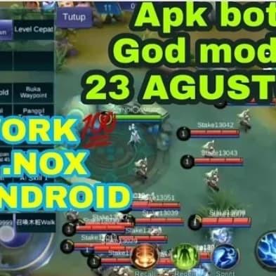 Jual apk bot permanent classic+mod GM - Kota Pekanbaru - HACK MOBILE LEGEND  | Tokopedia