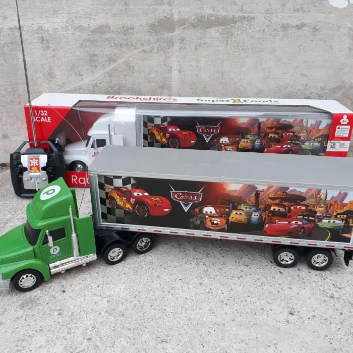 harga Rc truk kontainer ( alat berat trailer truck remote control ) Tokopedia.com