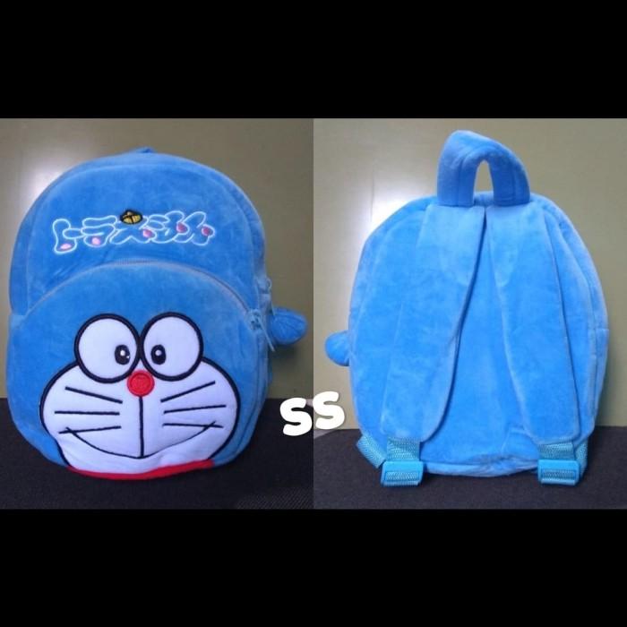 harga Tas backpack ransel anak boneka karakter doraemon size m import Tokopedia.com
