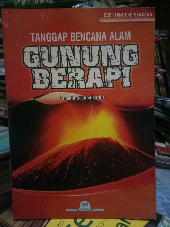 Jual Bencana Alam Gunung Berapi Ori Jakarta Pusat Ria ...