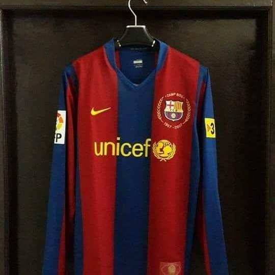 buy popular 5a79b b717d Jual Jersey Original Barcelona Home LS 2007 Nns MESSI #10 - DKI Jakarta -  S.A.S Store | Tokopedia