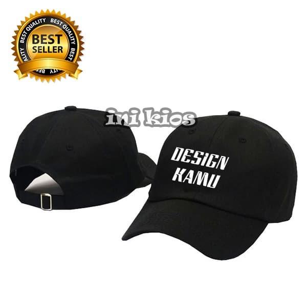 harga Topi baseball design kamu custom keren warung kaos Tokopedia.com