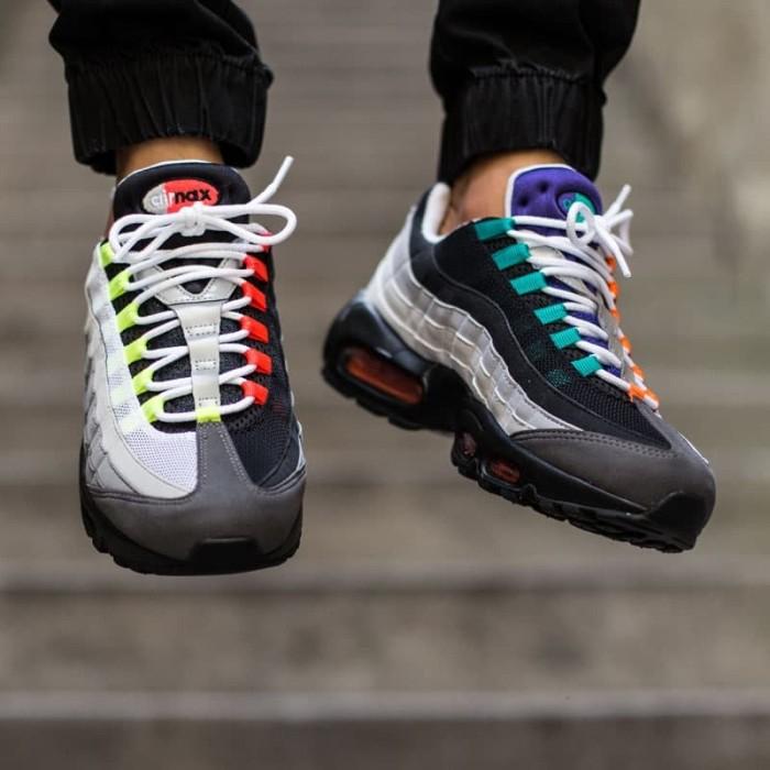 Nike Air Max 95 Greedy Sneaker Bar Detroit