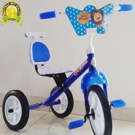 harga Sepeda roda tiga tricycle yoeyoe warna rangka cat warna Tokopedia.com