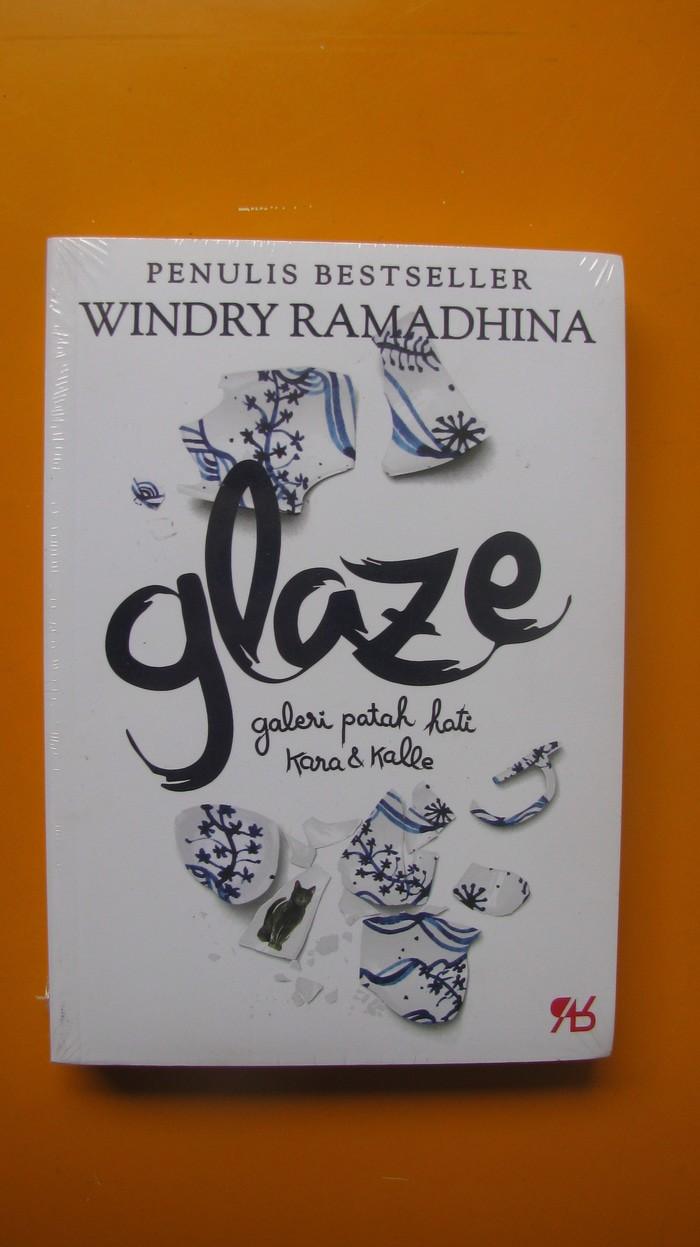 Jual Novel Glaze Galeri Patah Hati Windry Ramadhina Jakarta Barat Boss Cosmetic