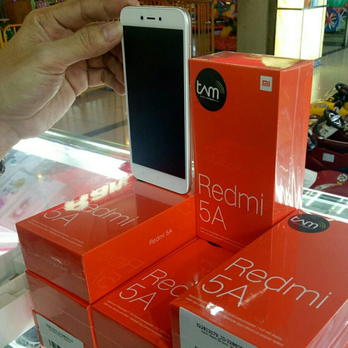 Jual Hp Xiaomi Redmi 5a Ram 2gb Rom 16gb Garansi Tam Gold Xiomi Redmi 5a Merah Muda Jakarta Timur Wahana Accessories Tokopedia