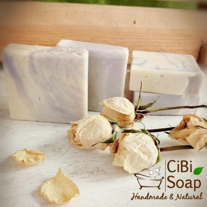 harga Handmade soap - sabun homemade - yoghurt lavender Tokopedia.com