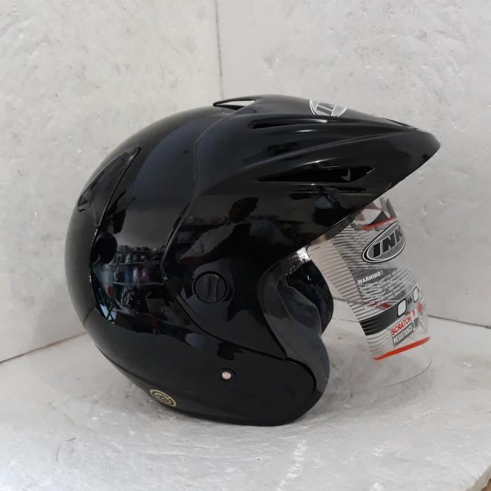 harga Helm ink cx22 hitam metalic Tokopedia.com
