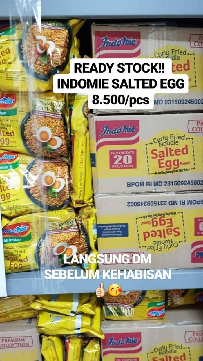 Jual Indomie Salted Egg Telur Asin Newvapor Tokopedia
