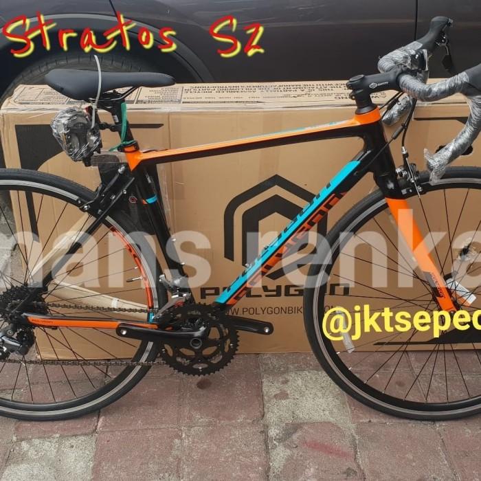 harga Sepeda balap polygon stratos s2 Tokopedia.com