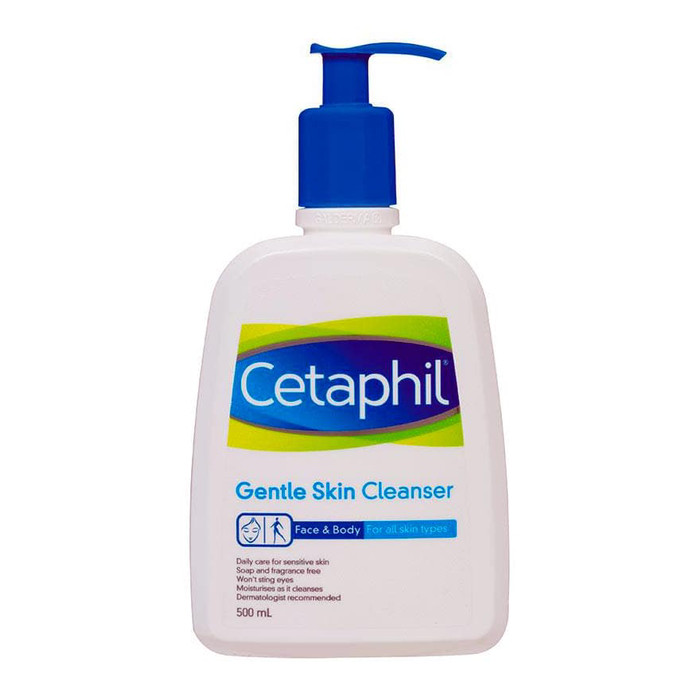 Cetaphil Gentle Skin Cleanser 500 ml