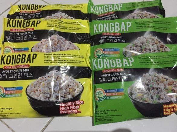 ... Multi Grain Mix Chiaseed &Quinoa. Source · Sale Kongbap \U002F Beras Korea Terlaris