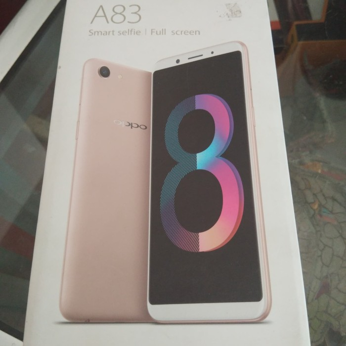 OPPO A83 Gold mulus