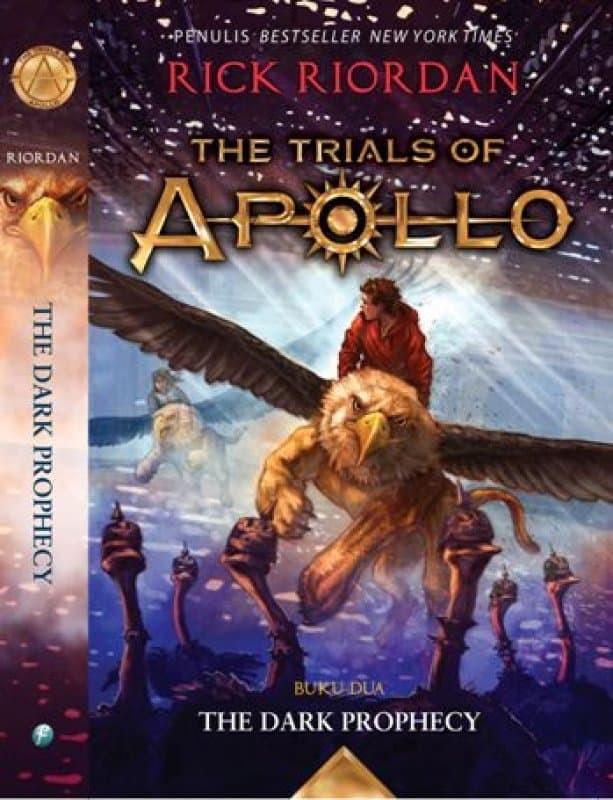 harga Trials of apollo #2: the dark prophecy Tokopedia.com