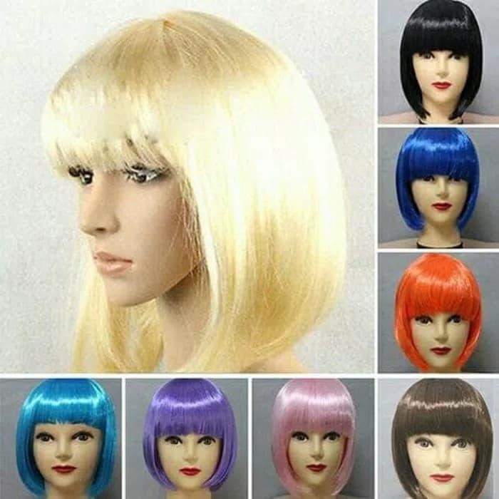 Harga Jual Wig Rambut Palsu Wanita eb497c197c