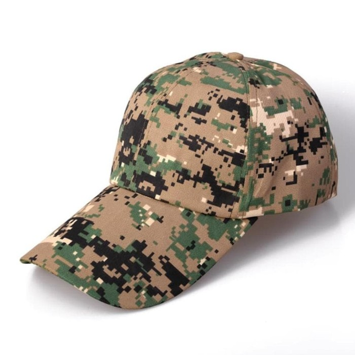 Gear Army Base Elite Military Tactical Hat TH01- Topi Tactical Mesh   53d27eabc8