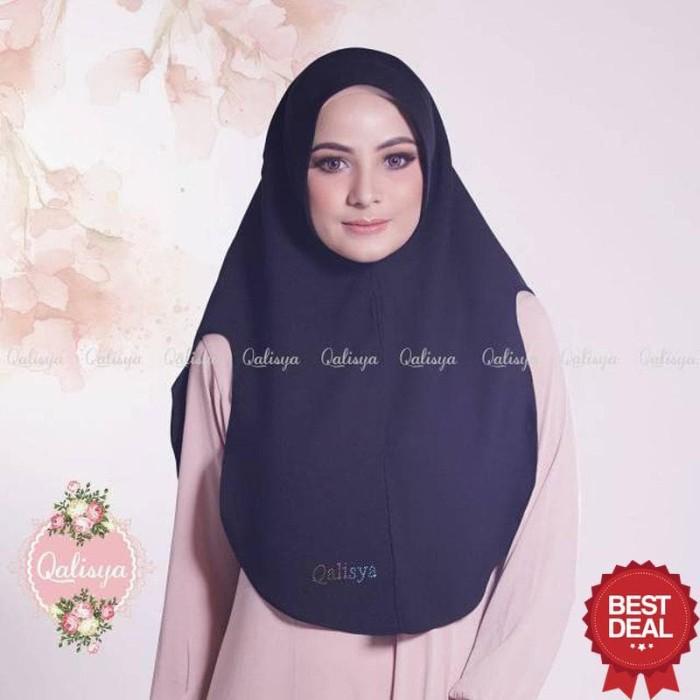 Beli Khimar Mini Mafaza By Qalisya Hijab Harga Rp 124 000