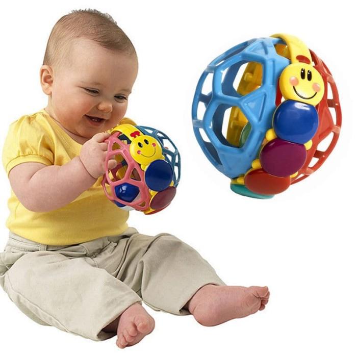 Foto Produk BABY EINSTEIN BENDY BALL / MAINAN BAYI BOLA KRINCINGAN dari Bintaro Baby Shop