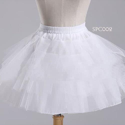 harga Petticoat rok dalaman mini dress pendek l rok tutu pesta anak - spc002 Tokopedia.com