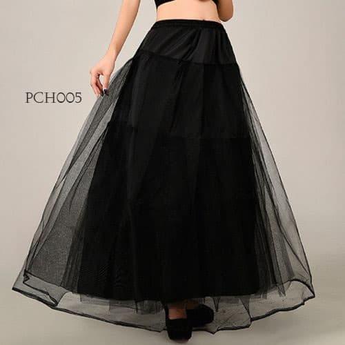 harga Petticoat lolita gaun pengantin l rok pengembang wedding hitam -pch005 Tokopedia.com