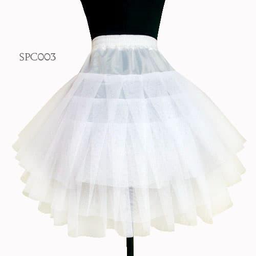 harga Petticoat pengembang rok tutu balet l daleman rok mini dress - spc 003 Tokopedia.com
