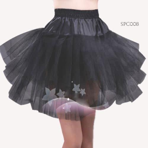 harga Rok tutu hitam bridal l petticoat mini dress wedding (3layer)- spc008 Tokopedia.com