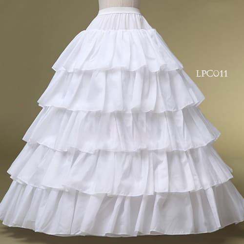 harga Petticoat wedding- rok pengembang gaun pengantin (4ring5layer)- lpc011 Tokopedia.com