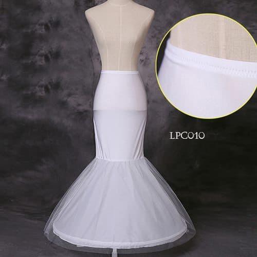 harga Petticoat wedding duyung- rok tutu dalaman gaun pesta pengantin-lpc010 Tokopedia.com