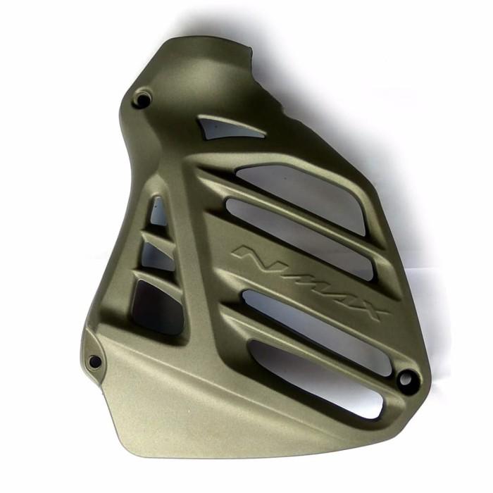 harga Cover tutup radiator nmax - aksesoris motor nmax Tokopedia.com