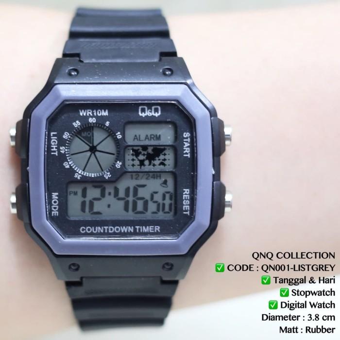 Pusat Jam Tangan Murah G - Shock Guess Digitec Skmei Qnq Swiss Army Pria -  Grey 2cadfdc1fc