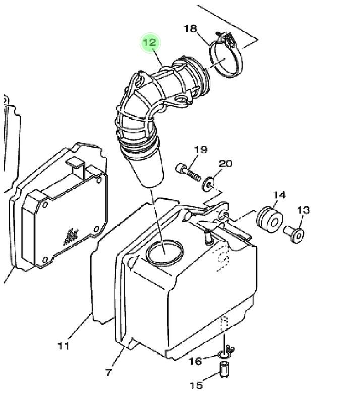 Yamaha R6 Fuel Pump Wiring Diagram