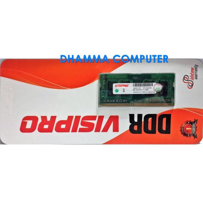 harga Memory notebook / laptop ram visipro sodimm ddr4 l 8gb pc19200 2400mhz Tokopedia.com