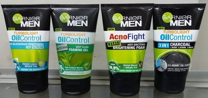 Garnier men face wash 100 ml