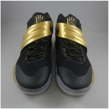 official photos baa8a ef8d2 Jual Nike Kyrie 2 PE Black Gold Mens Kyrie Irving Finals Basketball Shoes -  Kota Cimahi - jpssdg   Tokopedia