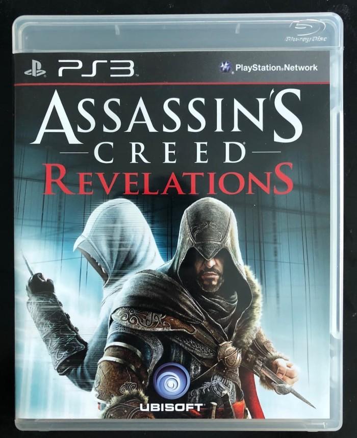Jual Bd Ps3 Assassin S Creed Revelations Original Second Kota