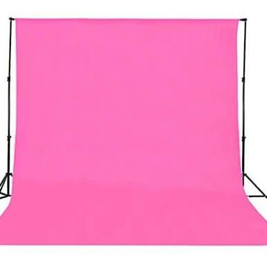 Jual Latar Belakang Background Foto Studio Pink Muslin Kab Sleman Gudang Kamera Tokopedia