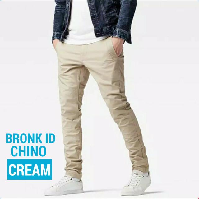 Celana Chino Premium | Celana Panjang Pria (BEST SELLER)