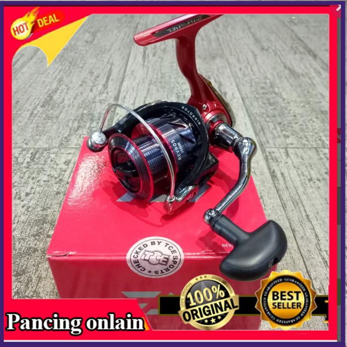 4e249af5958 Reel Daiwa Daiwa 2500 Alat Pancing Reel Pancing Daiwa Revros 2500R 8