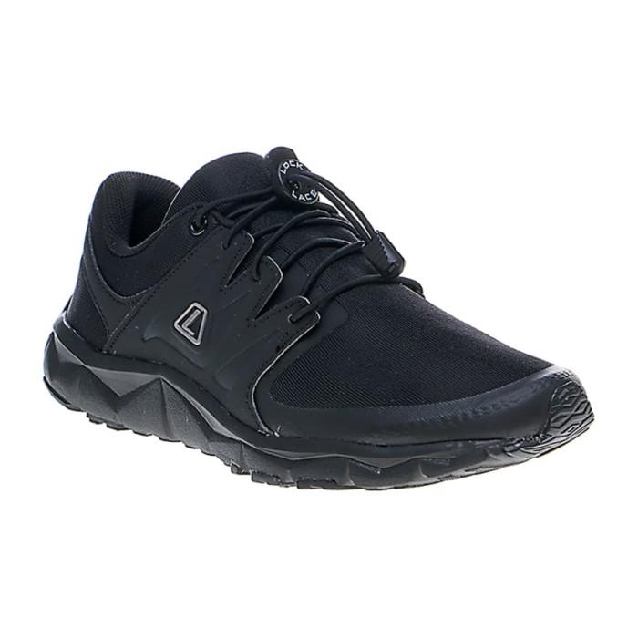 League Kumo Chi U Sepatu Lari - Hitam-Cloudburst