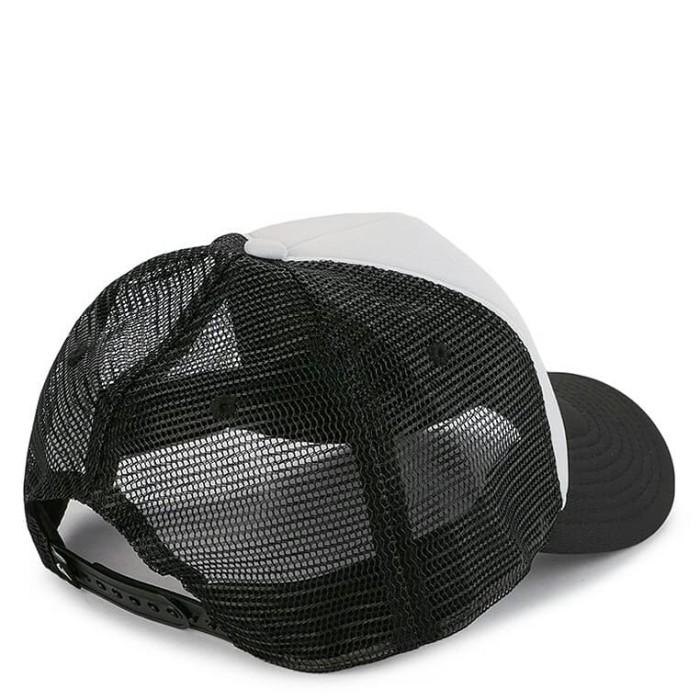 Jual Original Topi Crocked Out Cap Quiksilver Black White - All ... 33d5af932f