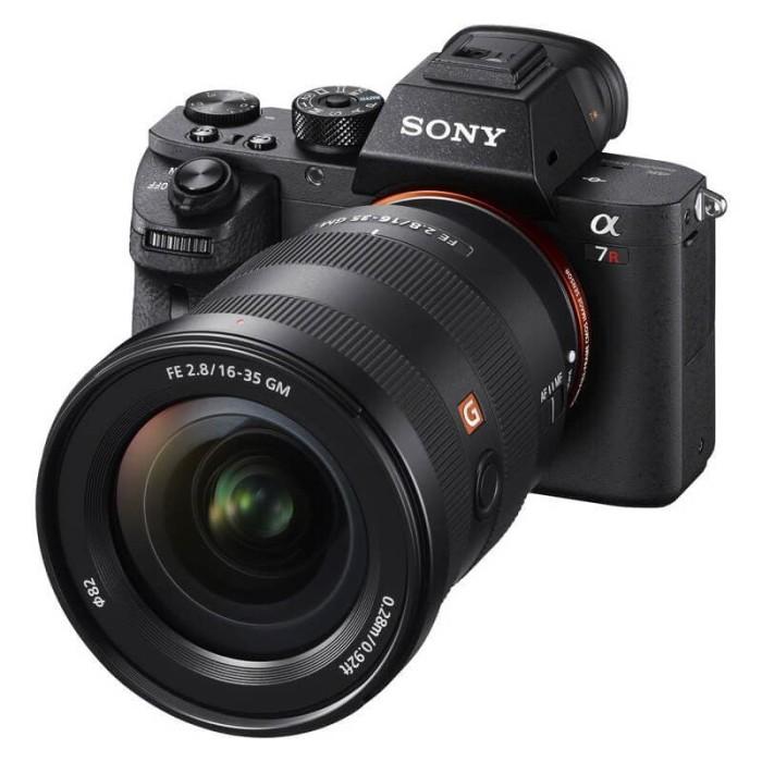 Lensa Sony FE 16-35mm f/2.8 GM Lens Wide Angle - Full Frame