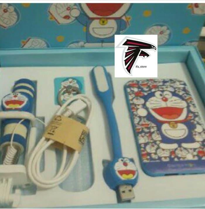Paket Power Bank Doraemon