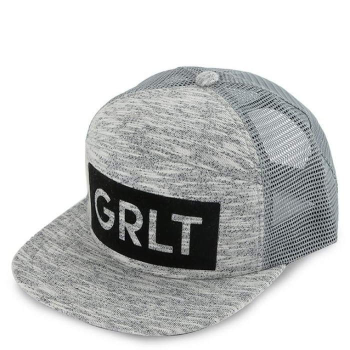 topi original murah Grlt Male Hat 1611 GREENLIGHT
