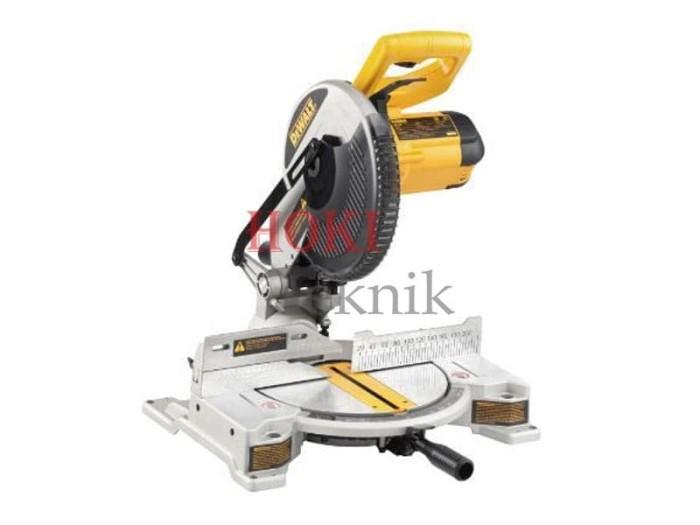 harga Miter saw/mesin potong alumunium dewalt dw714 Tokopedia.com
