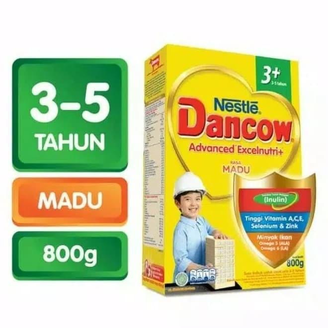 Foto Produk Dancow 3+ 800 gr - Vanila dari Toko Susu Si Kembar