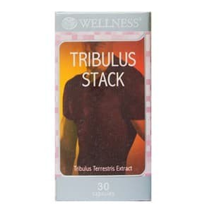 Collection Wellness Tribulus Stack (isi 30 kapsul)