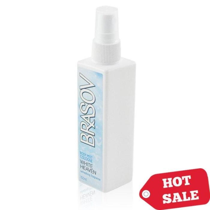 BRASOV Original Body Mist XX-CT-671528 White Heaven Parfum Spray Netto